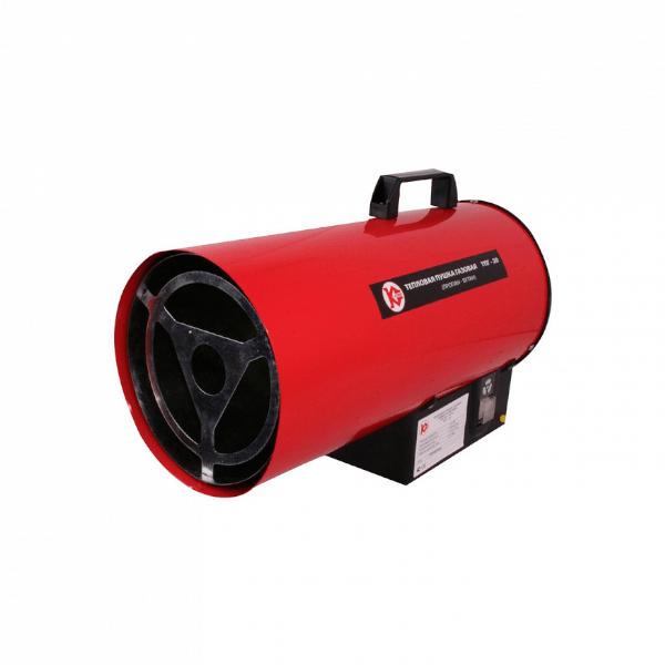 Тепловые пушки и газовое оборудование