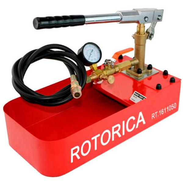 Опрессовочный насос Rotorica ROTOR TEST PRO