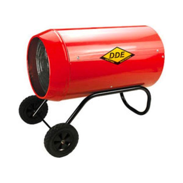 Тепловая газовая пушка DDE REF 30