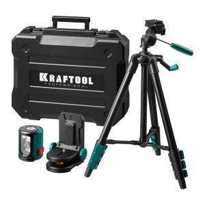 Лазерный уровень KRAFTOOL 34700