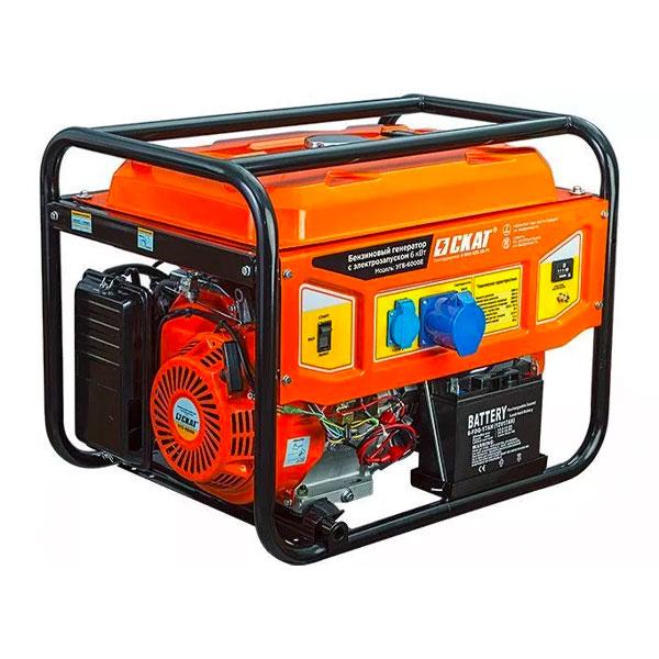 Бензиновый генератор SKAT УГБ-6000